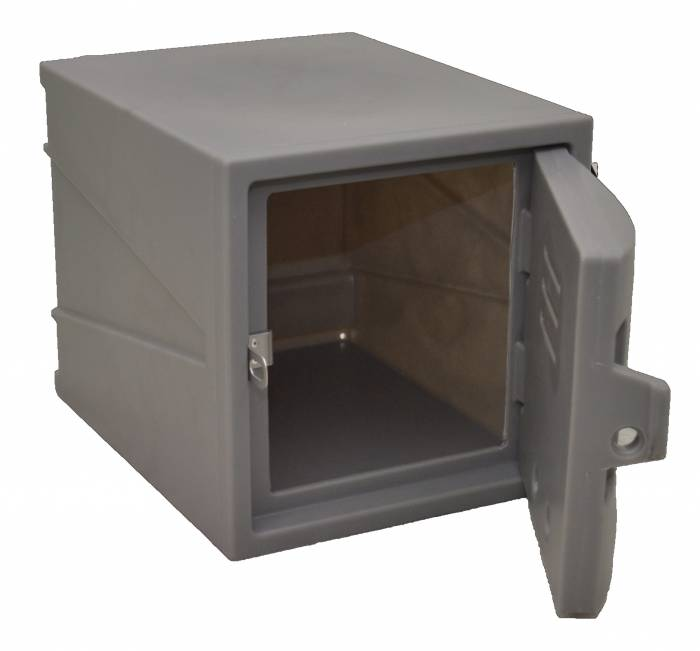 "12"" Flat-Top Locker"