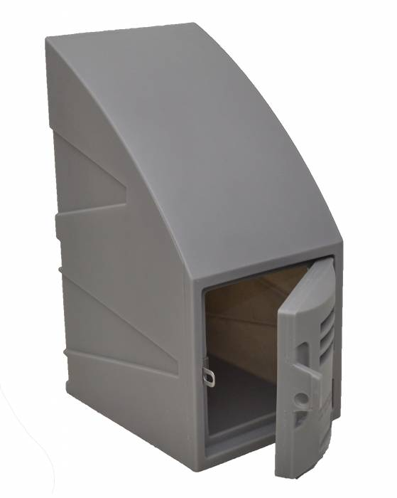 "12"" Slope-Top Locker"