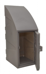 "18"" Slope-Top Locker"