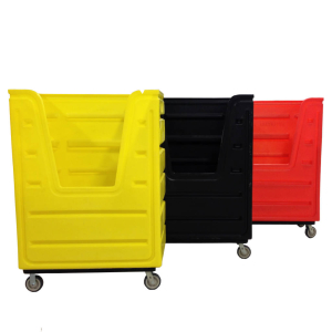 Laundry Cart Color Combination