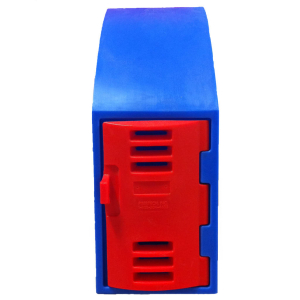 Plastic Locker Color Combination