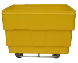 caster cart bulk container