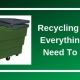 recycling carts: everything you need to know