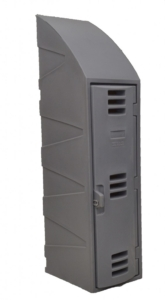 "36"" Slope-Top Locker"