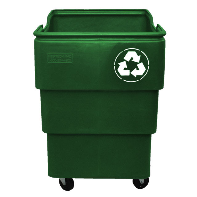 RC38 Recycling Cart