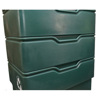 Nesting RC38 Recycling Carts